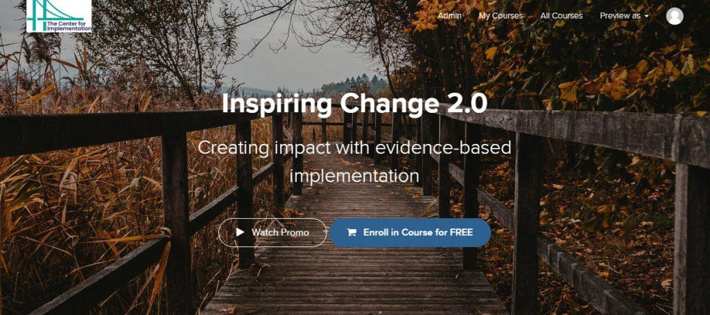 Inspiring Change 2.0